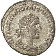 Monnaie, Séleucie Et Piérie, Philippe I L'Arabe, Tétradrachme, 249, Antioche - Romane