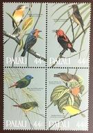 Palau 1986 Songbirds Birds MNH - Vogels