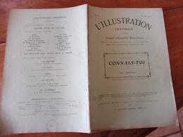 1909 L'illustration Théâtrale - CONNAIS-TOI Par Paul Hervieu - Theatre