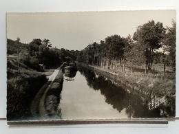 45 - DORDIVES - LE CANAL DU MOING - PÉNICHE - Ed MIGNON 7888 - TRES BEL ETAT - Dordives