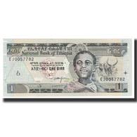 Billet, Éthiopie, 1 Birr, 2003 EE 1995, KM:46c, SPL - Ethiopie