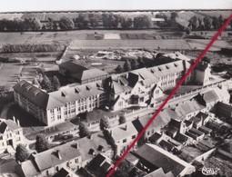 CP 62 - LILLERS -  Vue Aérienne Du Collège Moderne - Lillers