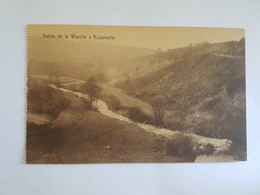 A 2843 - Vallée De La Warche à Robertville - Butgenbach - Butgenbach