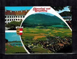 Österreich - EBERNDORF Und UMGEBUNG - Stiftshof Ebernsdorf , Gösselsdorfer See , Eberndorf , Klopeiner See - Klopeinersee-Orte