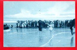 Série 830 - Marines - Photographe , Foule, Plage - Photographie