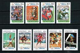 Lesotho Nº 919/22-1032/6 Nuevo - Lesotho (1966-...)