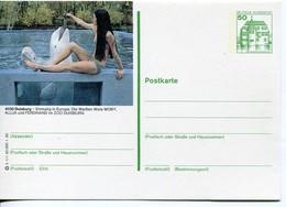 Germany Bildganzsache 1.80 Ungebraucht/unused - White Whales - Cartoline Illustrate - Nuovi