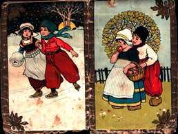 94360) CALENDARIETTO DEL 1915-OLANDESINA - Calendriers