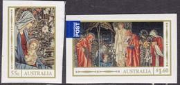 Australia 2012 Christmas Sc 3811-14 Mint Never Hinged Ex Booklet 4 Stamps - 2010-... Elizabeth II