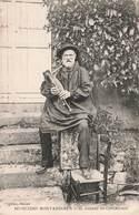 58 Musiciens Morvandiaux Le Joueur De Cornemuse Musique Musicien Folklore Morvand - France