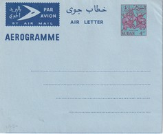 SOUDAN  ENTIER POSTAL/GANZSACHE/POSTAL STATIONARY AEROGRAMME - Sudan (1954-...)