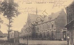 Postkaart-Carte Postale LEDEGEM -Rolleghemstraat Hospitaal  (B260) - Ledegem
