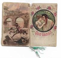 94362) CALENDARIETTO DEL 1920-QUO VADIS - Tamaño Pequeño : 1901-20