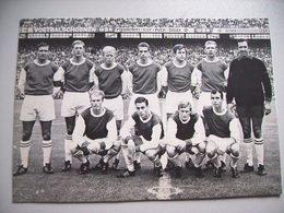 Nederland Holland Pays Bas Feyenoord Voetbal Rotterdam 1968 Lees.. - Rotterdam
