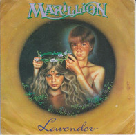 Marillion - 45t Vinyle - Lavender - Hard Rock & Metal