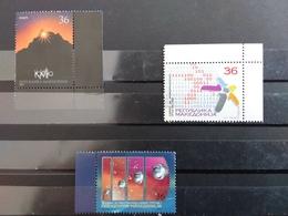 03 Timbres Neufs De Macédoine De 2004 Et 2007 - Timbres