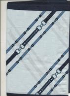 Lot 4 ,Foulard ,Nylon ,1.40 M Sur 0.20 M.,Marque Gim Renoir - Scarves