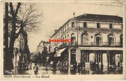 Niort - Rue Ricard - Niort