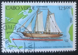 Cabo Verde - (o) Used - 1982 - Terugkeer Van Ernestina - Islas De Cabo Verde