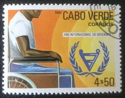 Cabo Verde - (o) Used - 1981 - Jaar Van De Gehandicapten - Islas De Cabo Verde