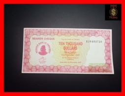 ZIMBABWE 10.000  10000 $  1.12.2003  P. 22 E UNC- - Simbabwe
