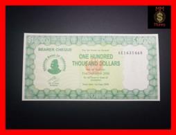 ZIMBABWE 100.000  100000 $  1.6.2006  P. 32   UNC - Simbabwe