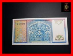 UZBEKISTAN 5 Som  1994  P. 75   UNC - Uzbekistan