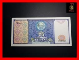 UZBEKISTAN 25 Som  1994  P. 77   UNC - Uzbekistan