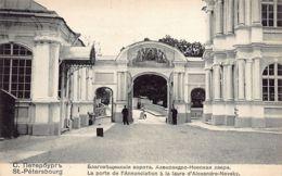 Russia - SAINT PETERSBURG - Annunciation Gate - Publ. Richard 873 - Russland