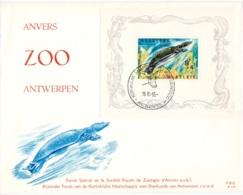 BELGIE    BL39   REPTIELEN - Cartes Souvenir