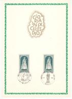 BELGIE    1436  KERSTMIS - Cartes Souvenir