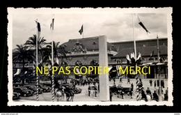 NICE (ALPES-MARITIMES) - FETE DU ROTARY INTERNATIONAL DU 6 JUIN - ARRIVEE DU PRESIDENT LEBRUN -5 PHOTOS FORMAT 11 X 6.5 - Places