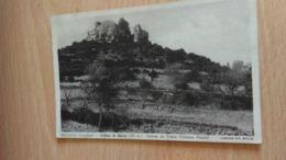 CPA -  BOLLENE - Colline De Barry - Ruines Du Vieux Château Féodal - Bollene