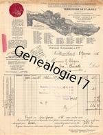 92 2242 NEUILLY SUR SEINE 1935 Rhums Rhumerie ERNEST LAMBERT Ets TERRITOIRE DE SAINT JAMES Rhum Plantations - Francia