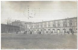 Magdeburg Carte Photo Camp De Prisonniers De Magdeburg 13 Mai 1918 - Weltkrieg 1914-18