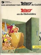 EEN AVONTUUR VAN ASTERIX DE GALLIER - ASTERIX EN DE HELVETIERS (NEDERLANDS DUTCH) - Asterix