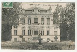 59 - Lambersart - Château D'Outrelon Detry - Lambersart