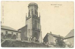 Cpa Moussey - L'église - Moussey