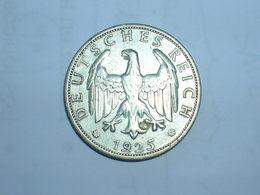 ALEMANIA-WEIMAR- 2 MARCOS 1925 A (843) - [ 3] 1918-1933 : Weimar Republic