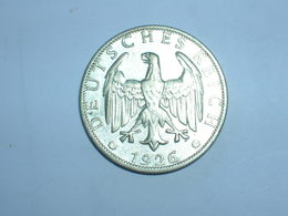 ALEMANIA-WEIMAR- 2 MARCOS 1926 A (844) - [ 3] 1918-1933 : Weimar Republic