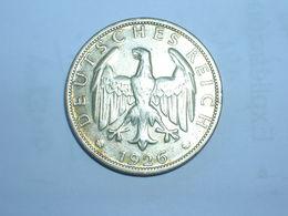 ALEMANIA-WEIMAR- 2 MARCOS 1926 D (845) - [ 3] 1918-1933 : Weimar Republic