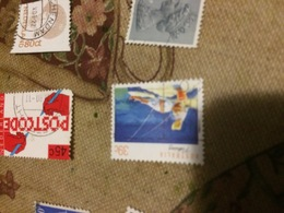 AUSTRALIA I CROSTACEI 1 VALORE - Briefmarken