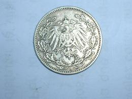 ALEMANIA- 50 PFENNIG 1898 A (842) - [ 2] 1871-1918: Deutsches Kaiserreich
