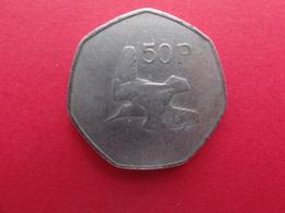 Irlande  50 Pence 1970  Km 24 - Irlanda