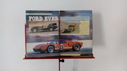 Ancienne Coupure De Presse Automobile Ford D'époque à Laguna Seca (USA) - Other