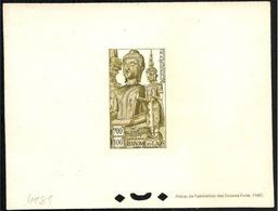 Laos: Prova, Proof, épreuve, Statua Di Budda, Statue Of Buddha, Statue De Bouddha - Buddhism