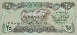 IRAK 25 DINARS 1982 AUNC P 72 - Iraq