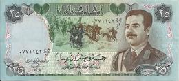 IRAK 25 DINARS 1986 VF+ P 73 - Iraq