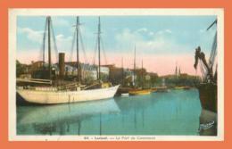 A705 / 023 56 - Lorient Le Port De Commerce - Lorient