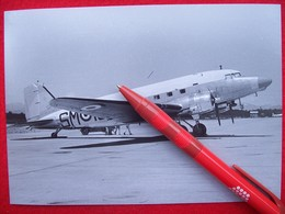 FOTOGRAFIA  AEREO  DOUGLAS C 47 - Aviation